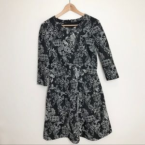 Nine West Brocade Dress